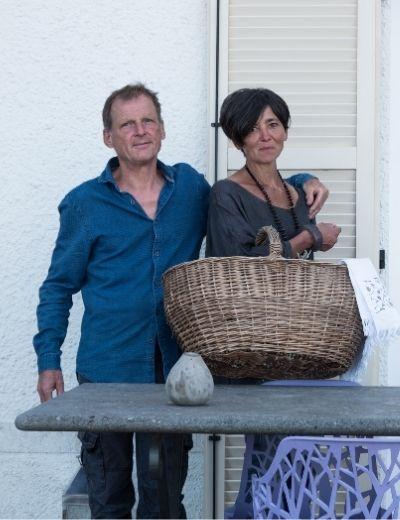 Sabine und Stefan